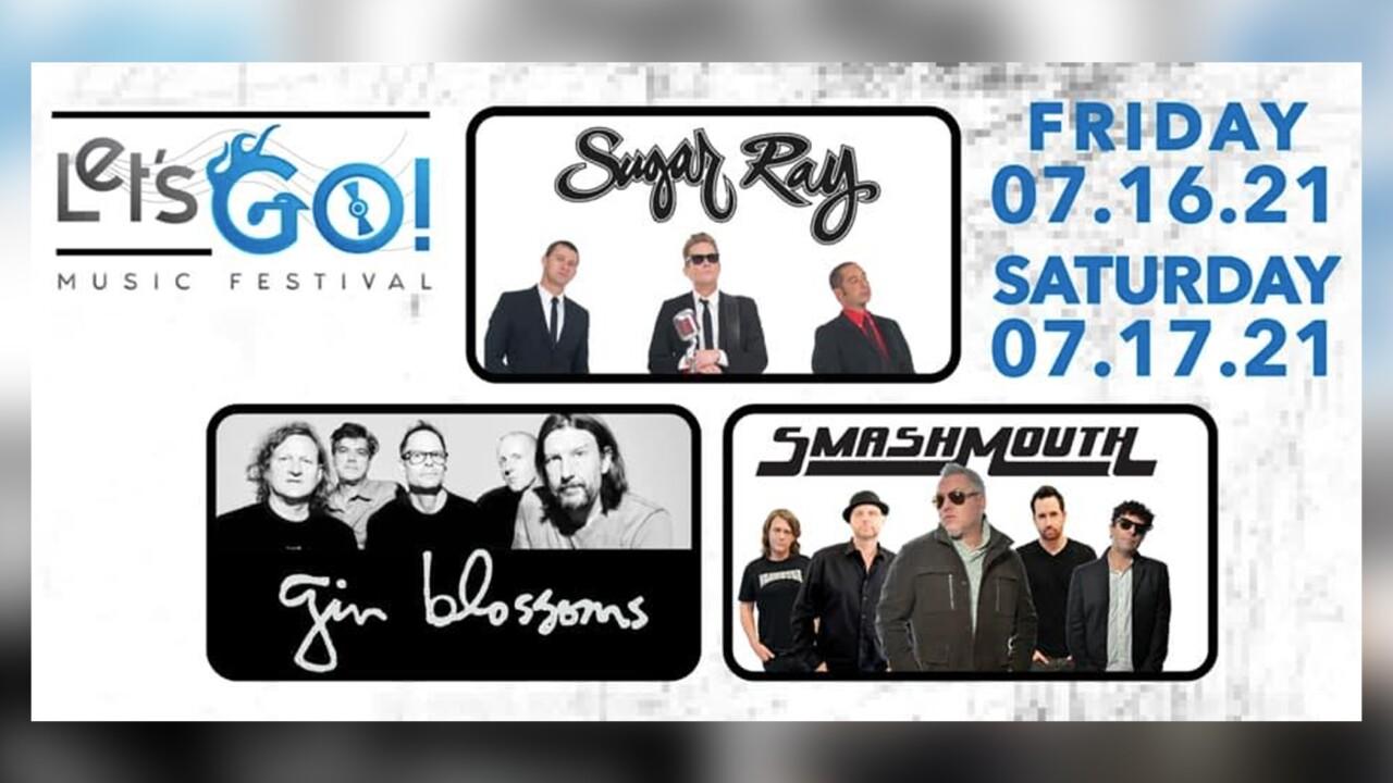 lets go music festival