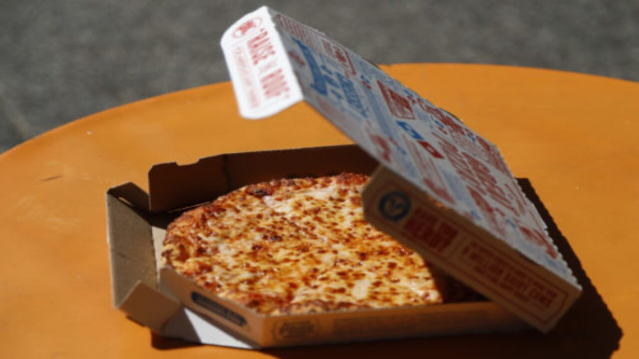 Domino's Pizza Is Testing Delivery Via Robotic Cars
