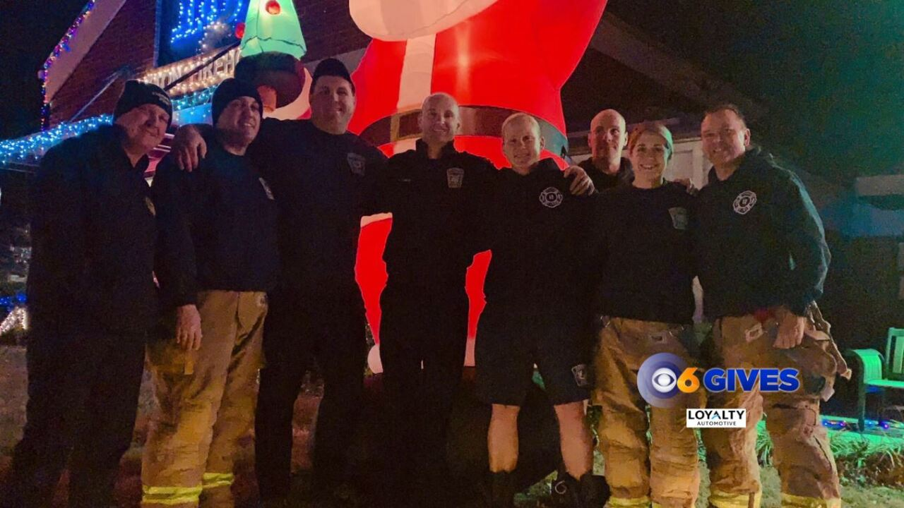 Henrico firefighters honored for their hard work andservice