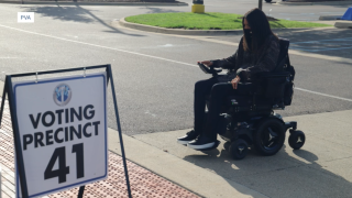 Have a plan to vote, said advocates for disabled veterans