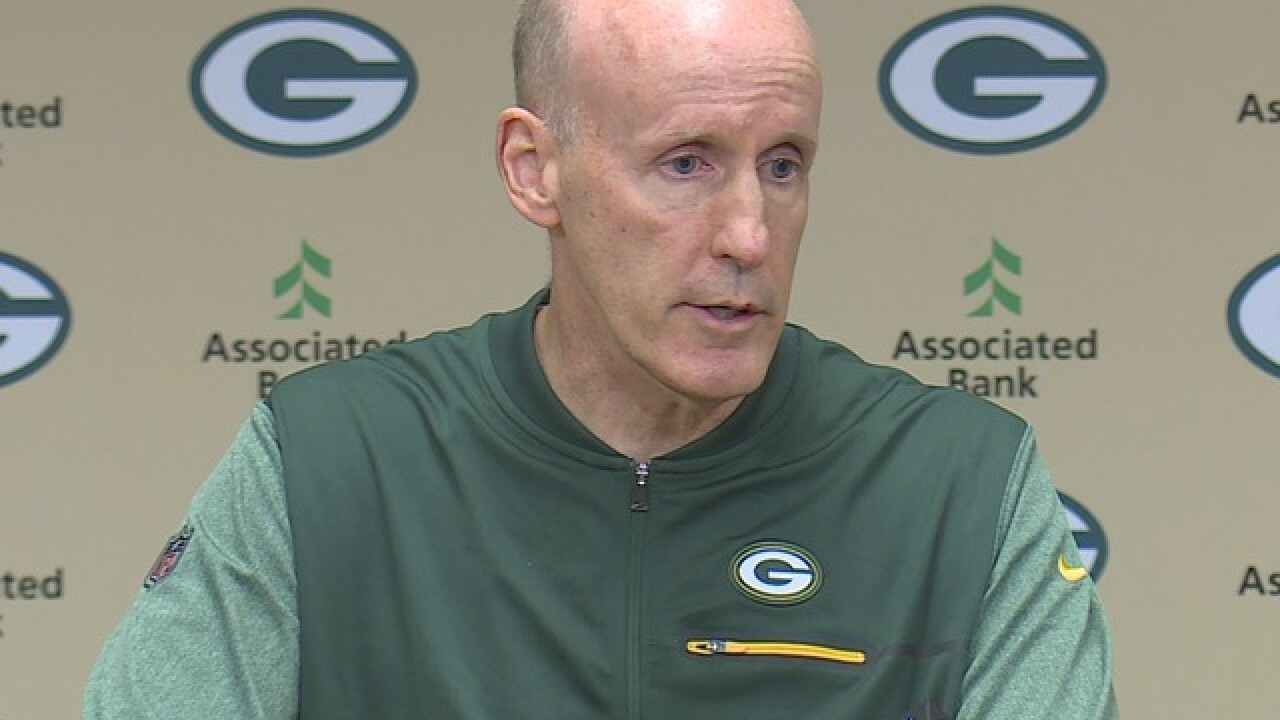 Ready for round two: Philbin returns to Green Bay with more experience