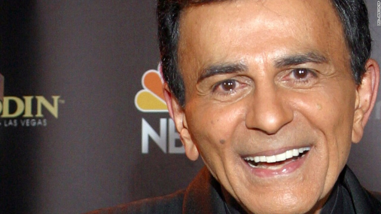 Casey Kasem's children file wrongful death suit against his widow