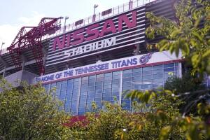 Nissan Stadium titans