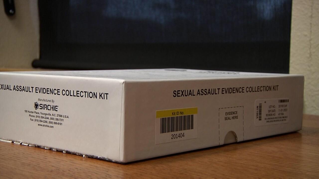 Federal grant, legislation works to end sexual assault kit backlog in Montana