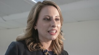 Congressional Twitter account belonging to former Rep. Katie Hill hacked by 'former staffers'
