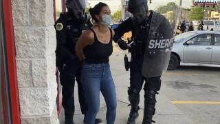 Racial Injustice Reporter's Trial