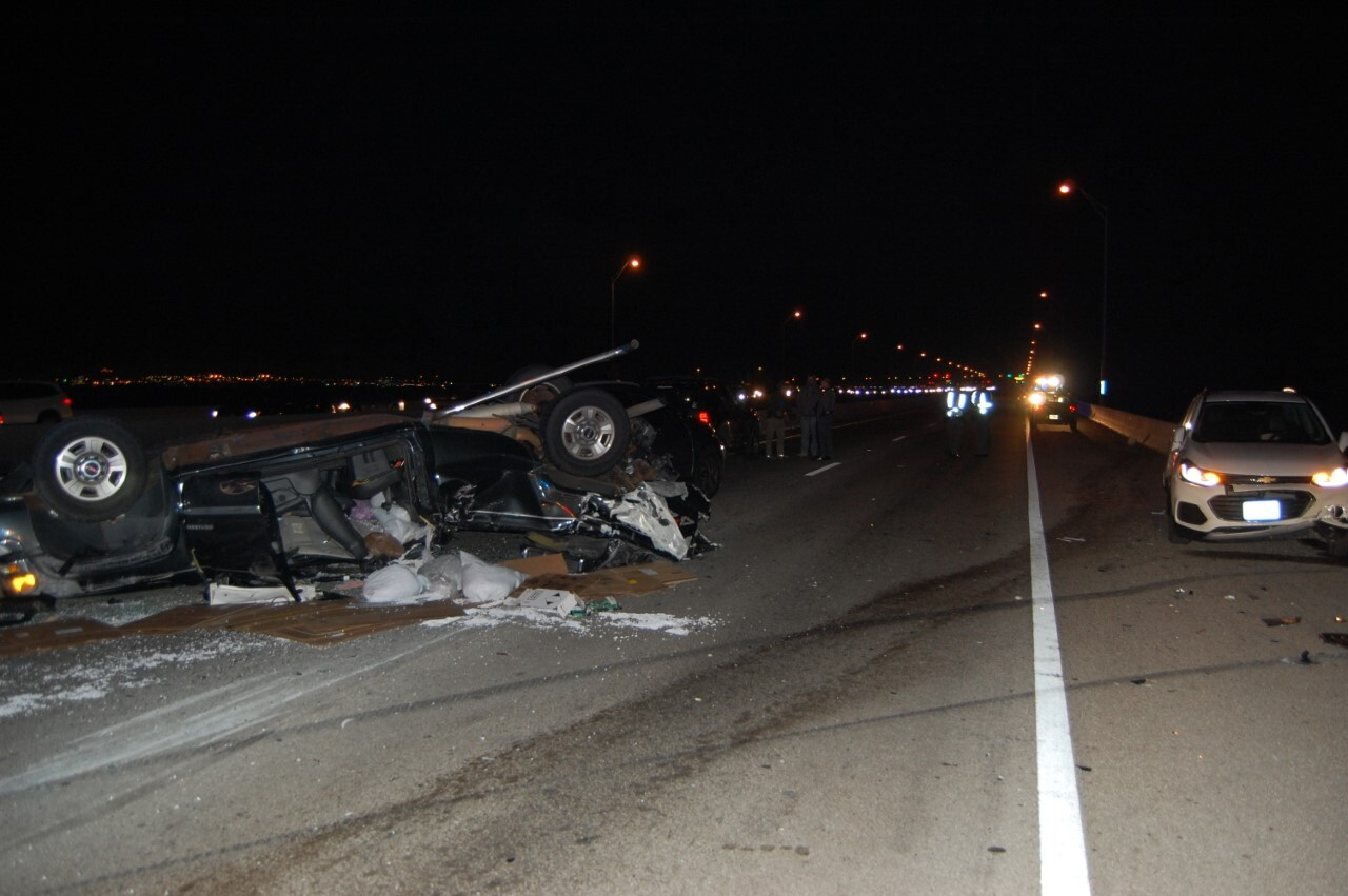 Photos: Driver charged after fatal crash in Suffolk at theMMMBT