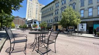 Downtown Grand Rapids Social Zones