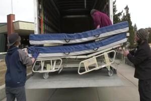 Montana Tech donates beds, supplies to Butte hospital