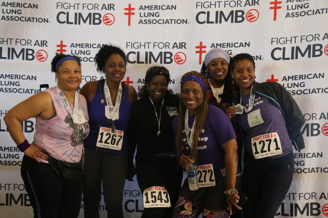 Fight for Air climb at U.S. Bank building raises $750,000 to fight lung disease.