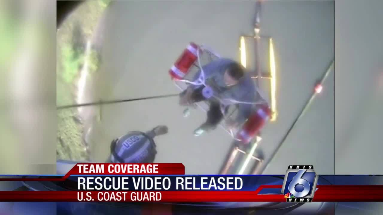 Coast Guard reflects on Friday's port rescues