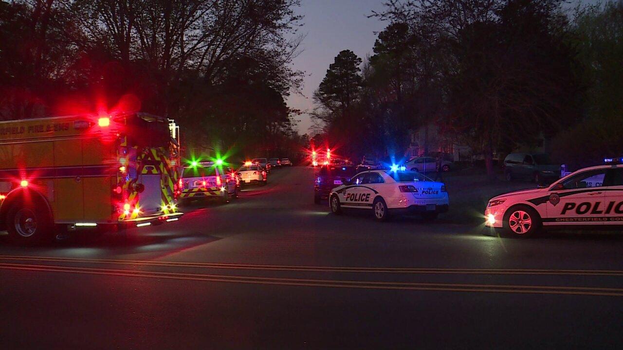 Chesterfield teen dies after inadvertently shootinghimself
