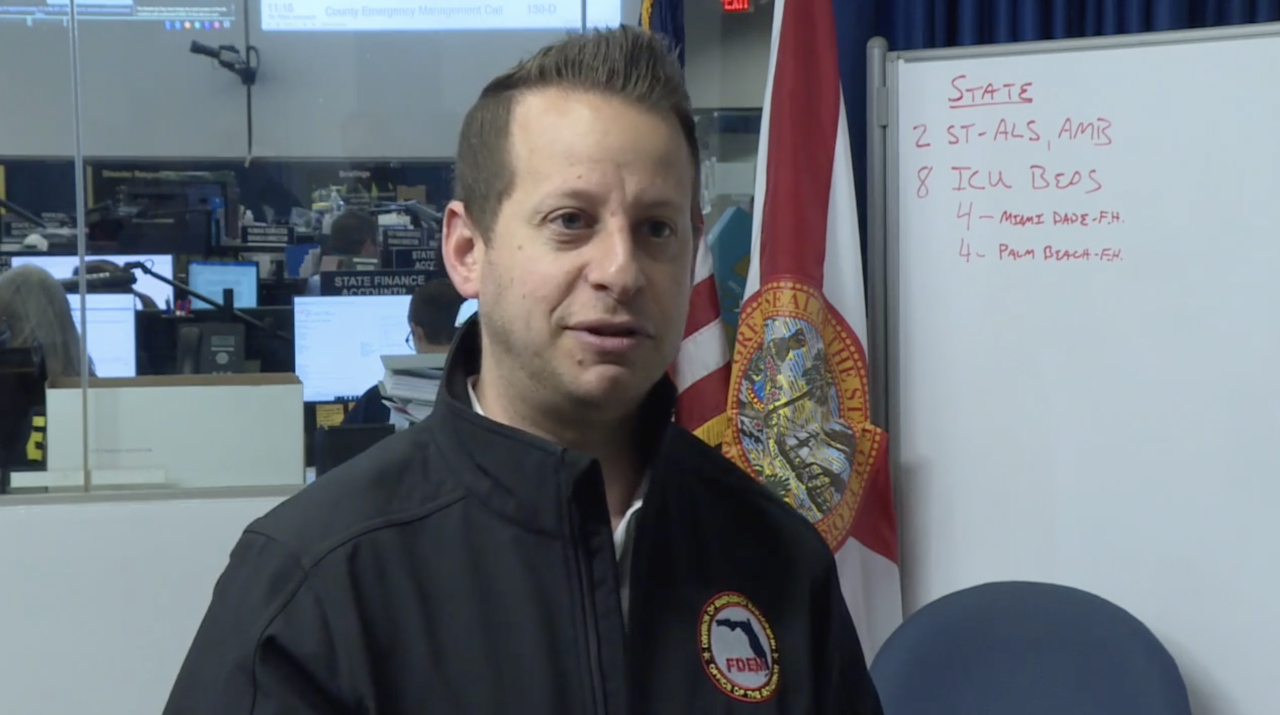 Jared Moskowitz on 2020 hurricane preps amid coronavirus pandemic