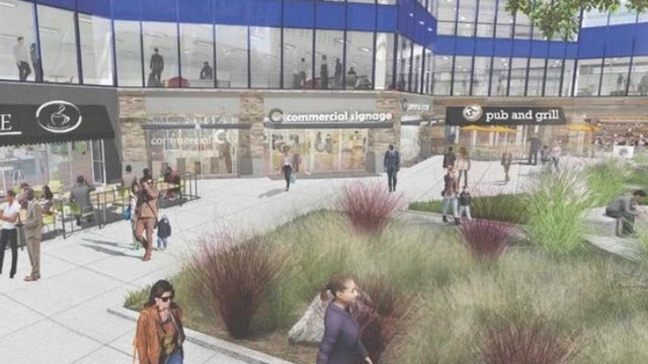 More restaurants, outdoor seating in plan for former downtown Milwaukee Reuss building