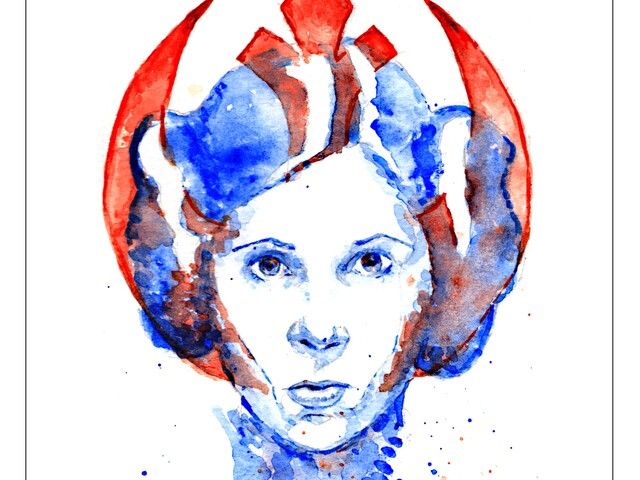 PHOTO GALLERY: 'May the Fourth Be With You' charity art show