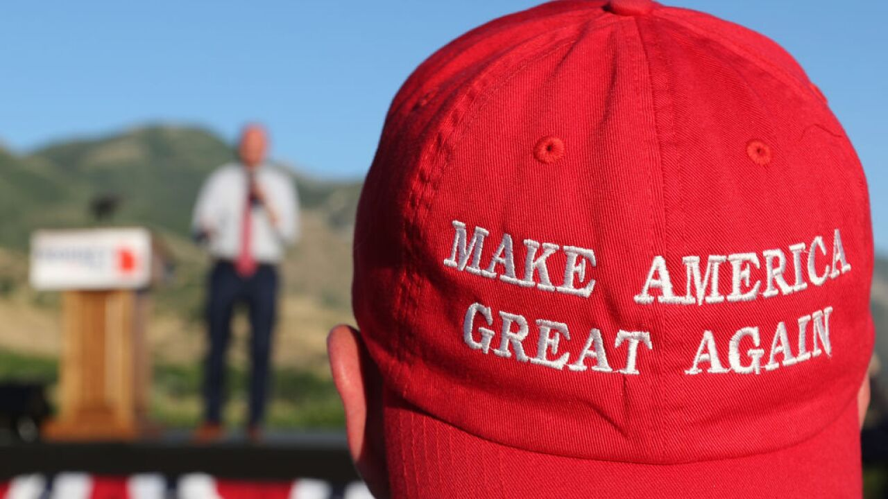 This app helps MAGA enthusiasts find 'Trump-friendly' businesses