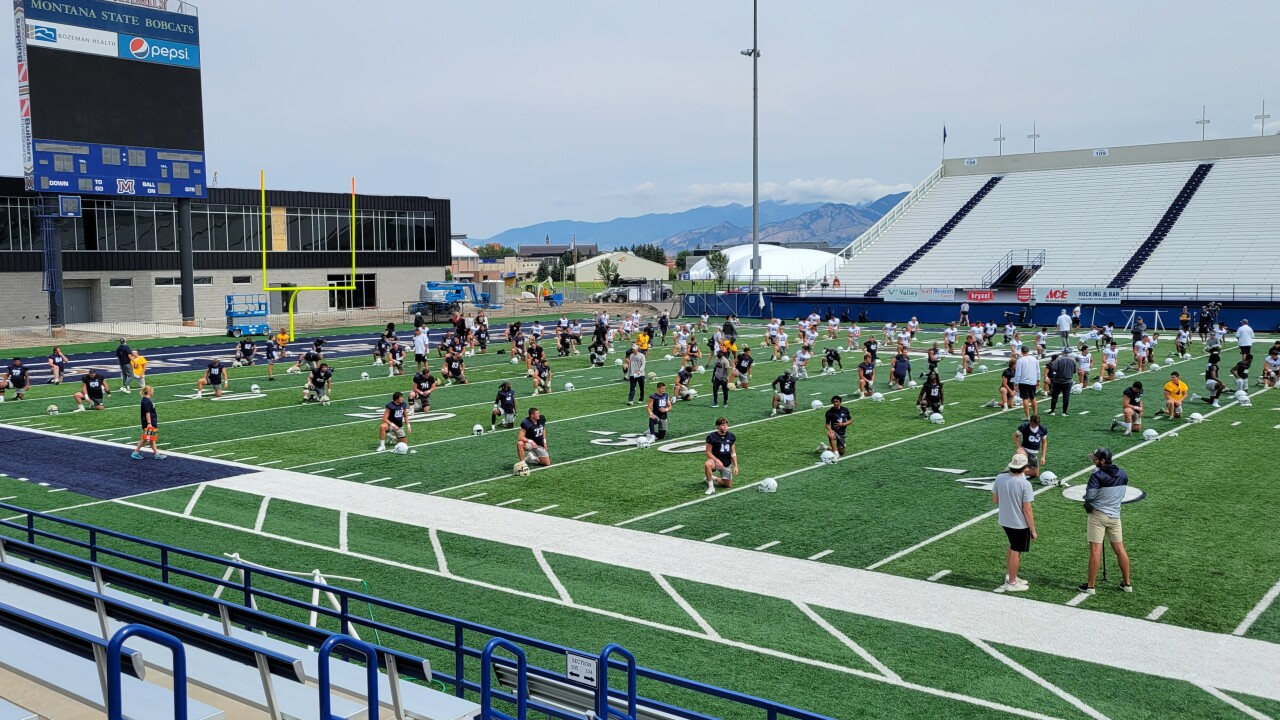 Montana State Bobcats football kicks off 2021 season