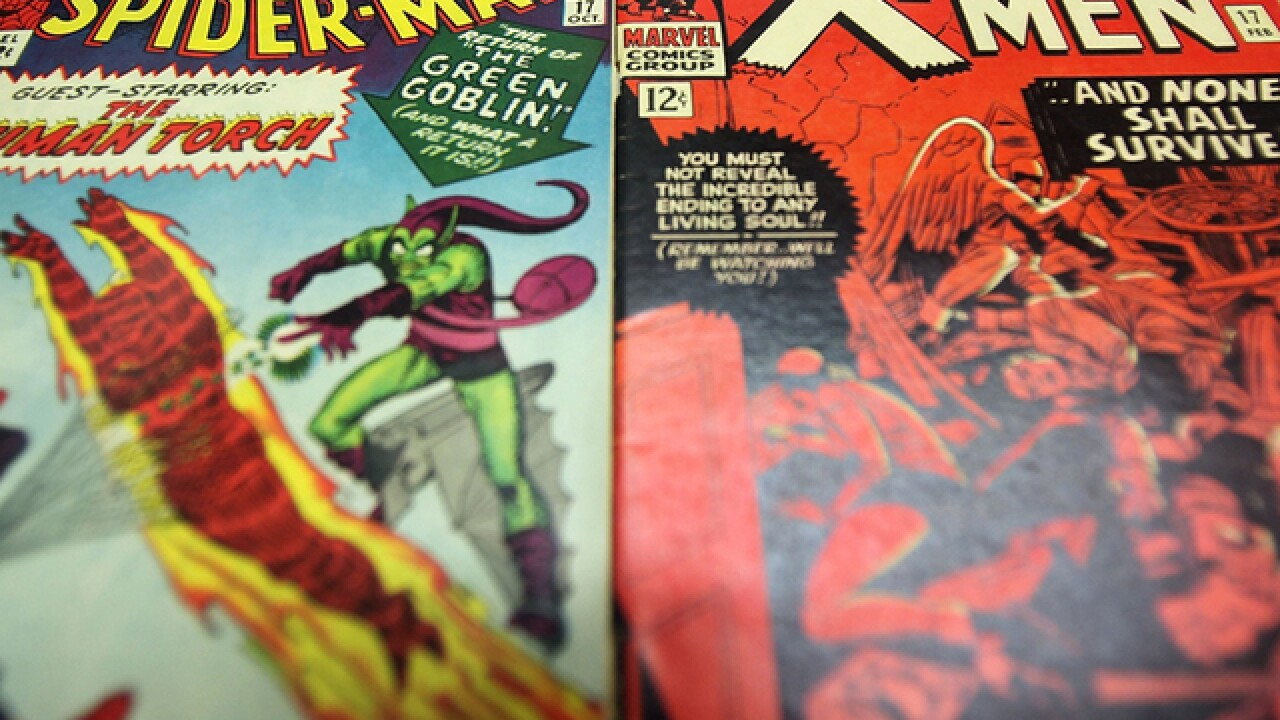 Marvel, Jack Kirby heirs settle major lawsuit