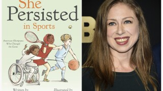 Chelsea Clinton's next book celebrates women in sports