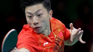 Table Tennis at the Tokyo Olympics