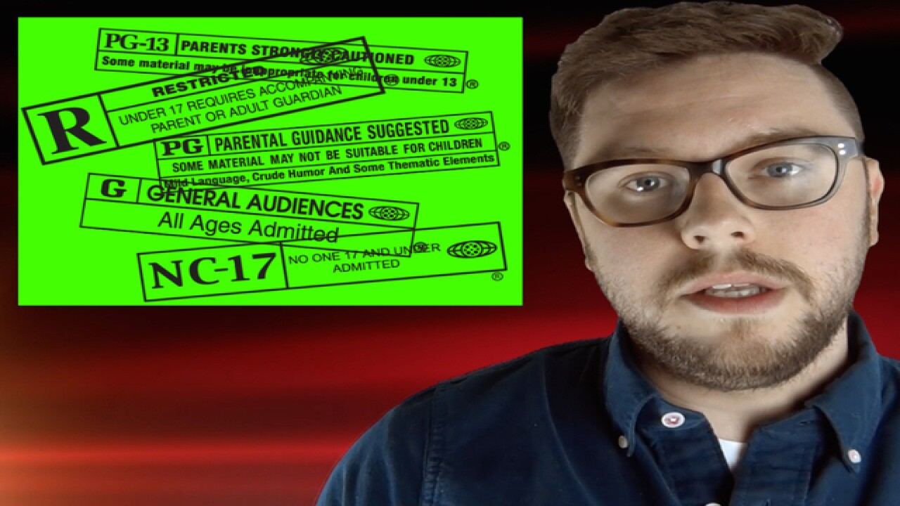 The bizarre logic behind MPAA movie ratings