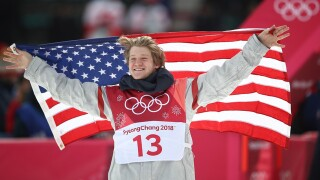 West Bloomfield native Kyle Mack wins silver in Snowboarding Big Air