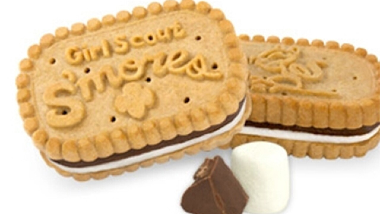 Girl Scouts announce new S'mores cookies to be sold in metro Detroit