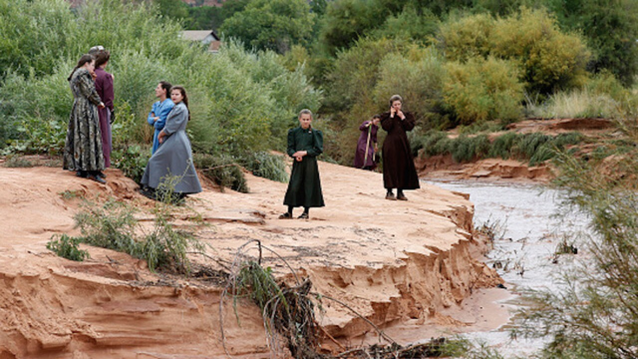 Key witness testifies in polygamous towns trial