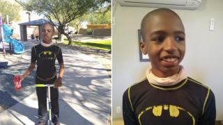 Boy found alone in Maricopa