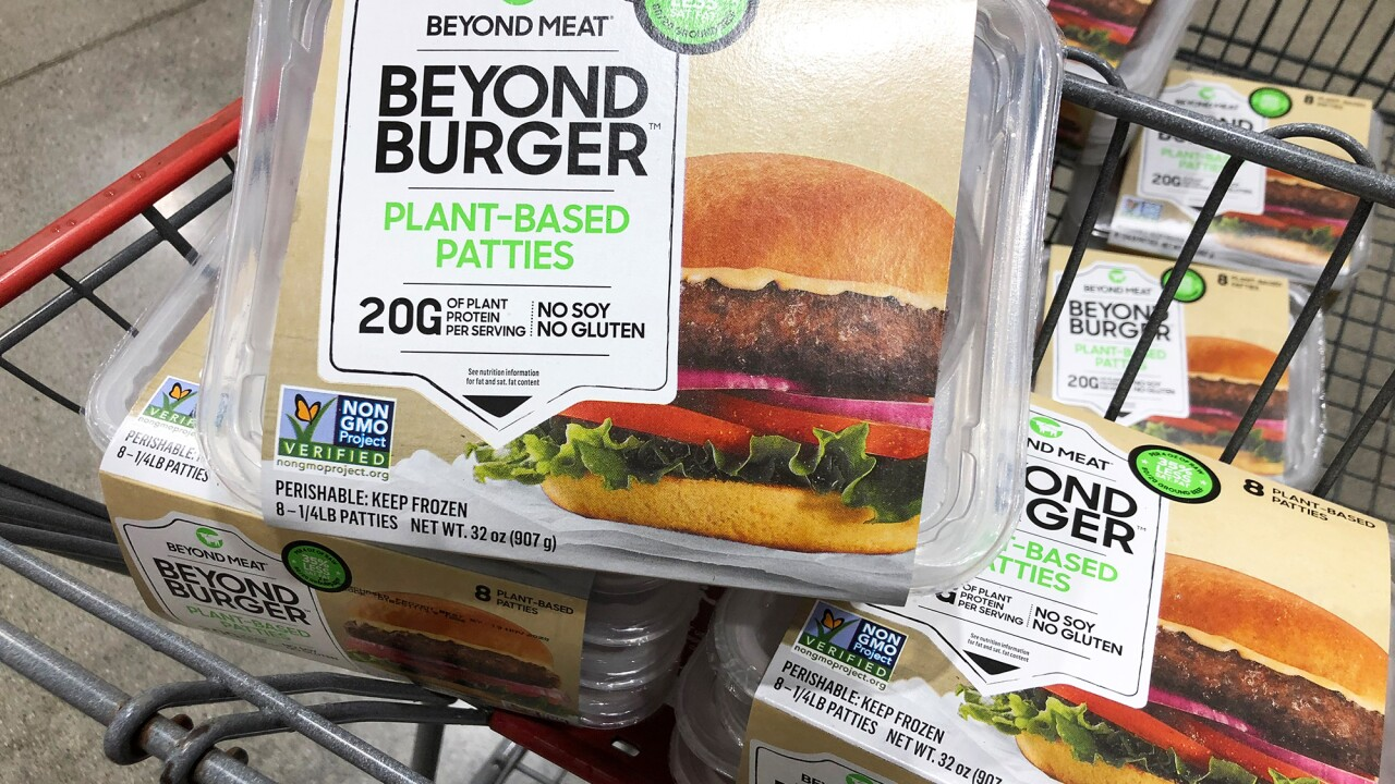 Beyond Burgers coming to Costco