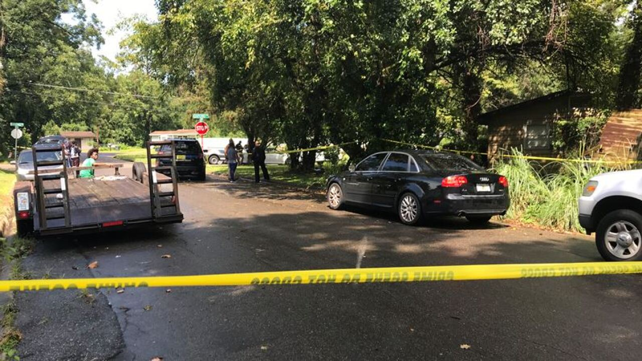 TPD investigating death off Jackson Bluff Road
