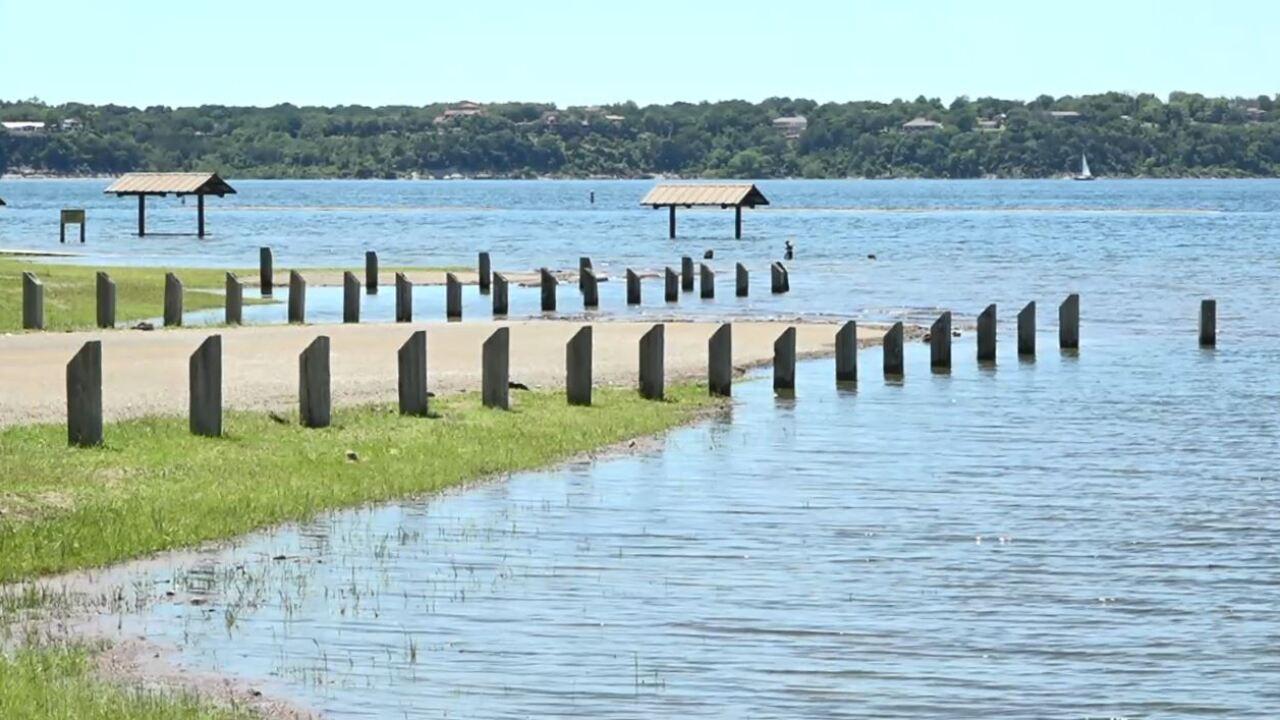 Belton Lake