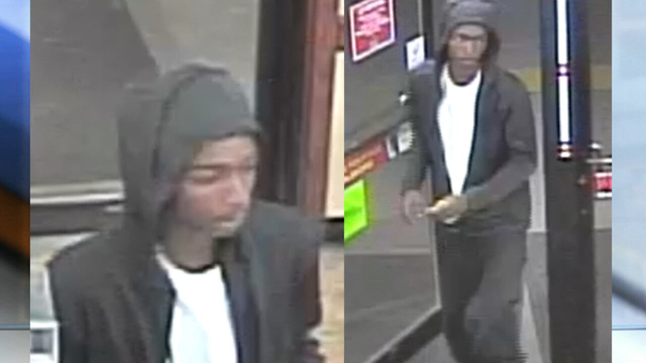 ATF asks for help to identify gun theft suspect