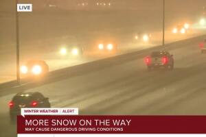 Metro Detroit preparing for major snow