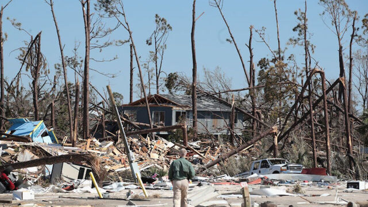 Hurricane Michael death toll grows to 19 after body found in
