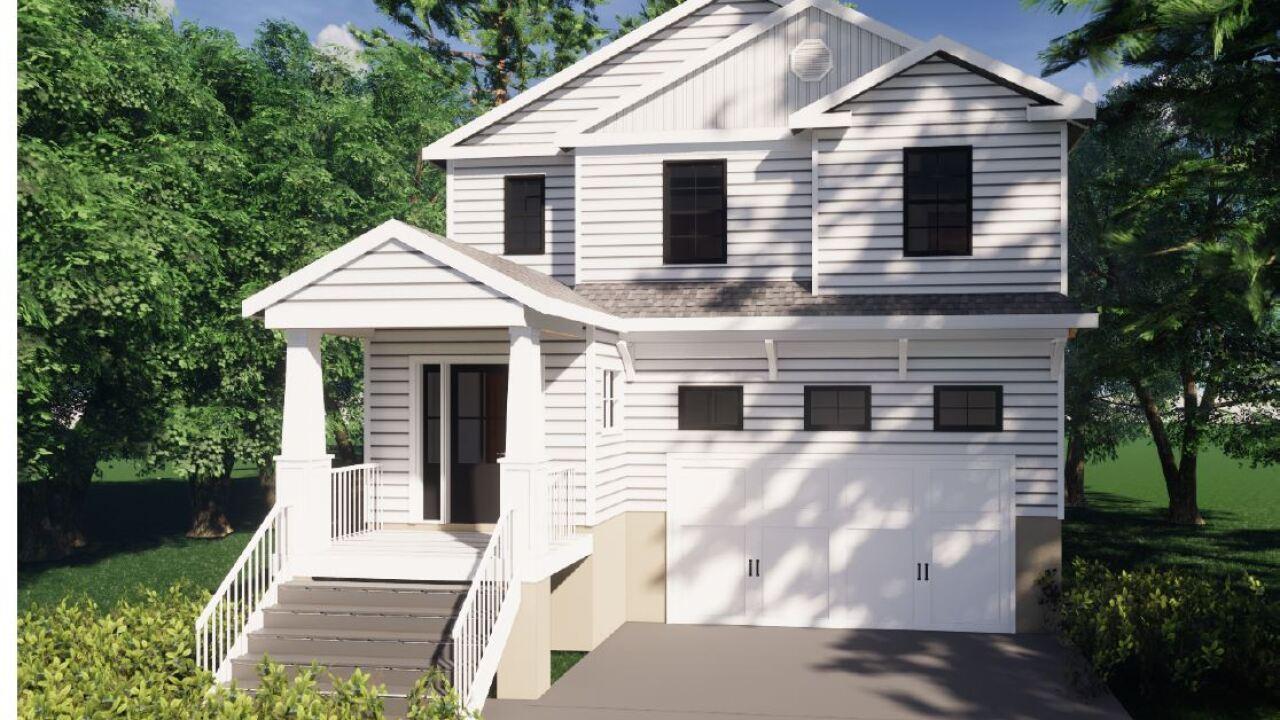 2020 St. Jude Dream Home