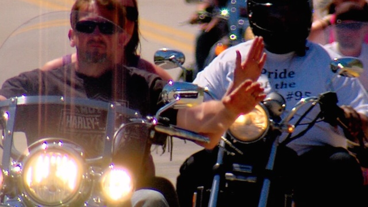 Biker killed during Ride for Rabbit Hash event