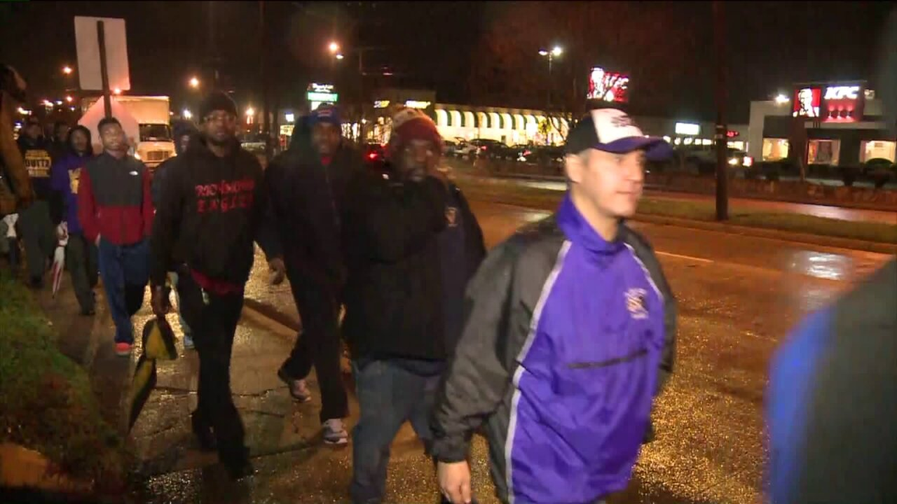 'We love these kids,' local coaches taking stand with march against youthviolence
