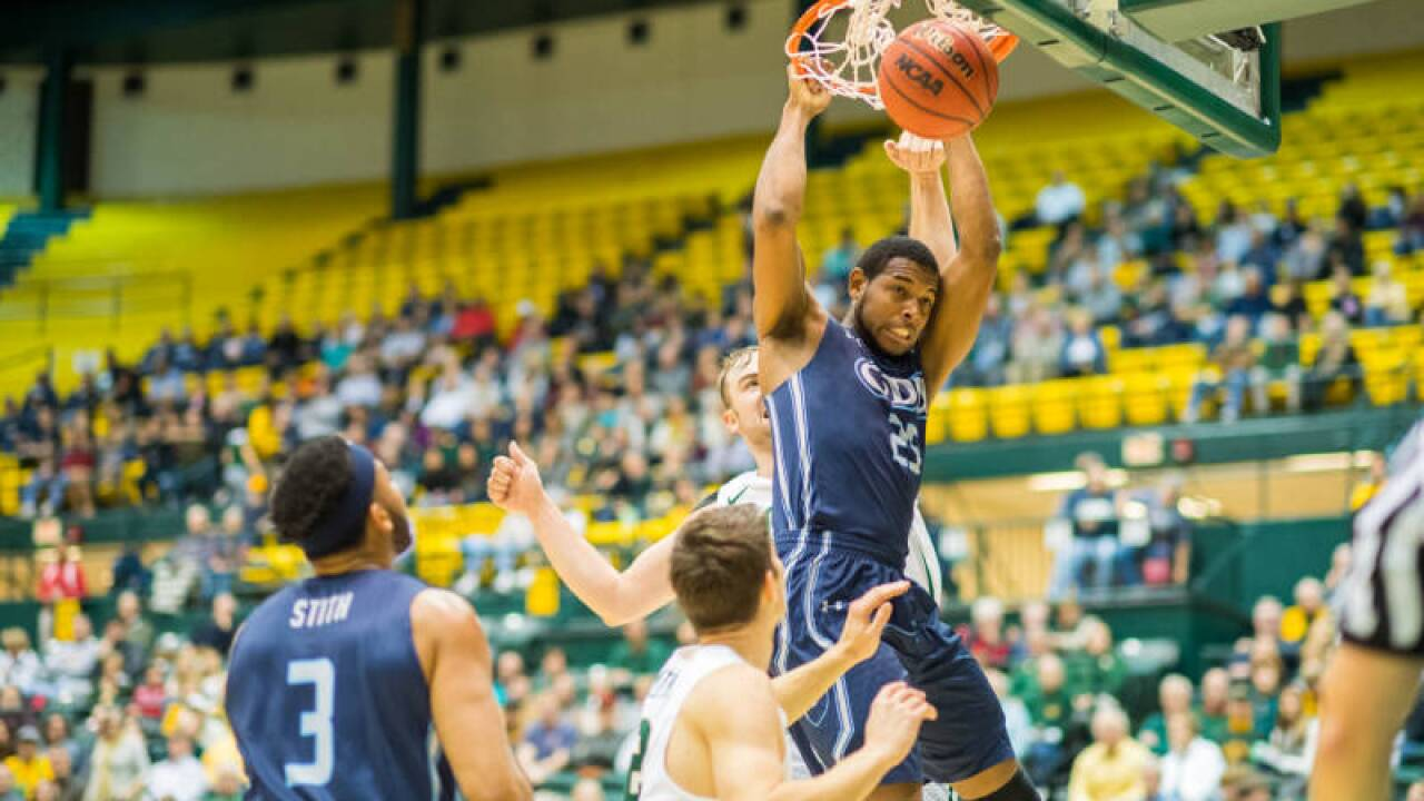 William & Mary's half-court heave at the buzzer sinks ODU79-77