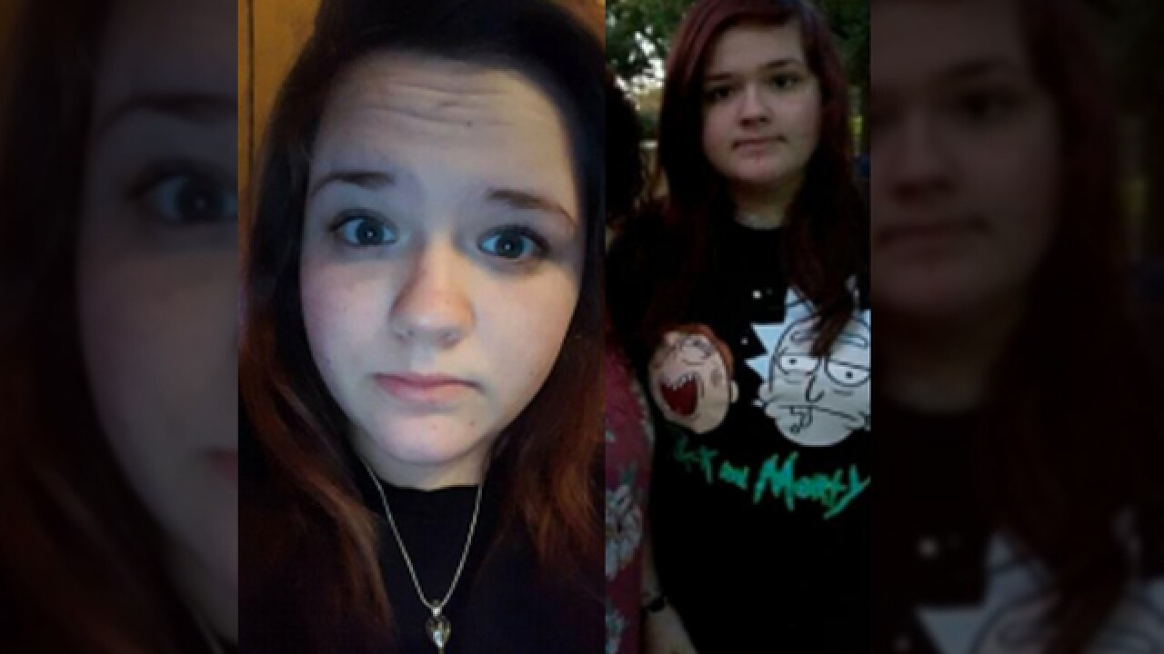 16-Year-Old Reported Missing In Hickman County