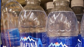 City of Phoenix collecting bottles of water for Heat Relief Network