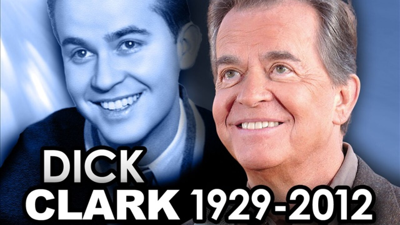 Celebrity reaction to the death of Dick Clark