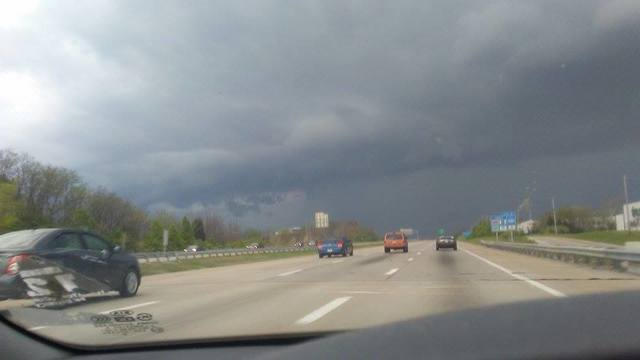 Your severe weather photos from April 16