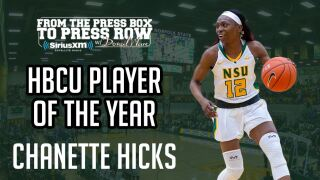 Chanette Hicks (Courtesy: NSU athletics)