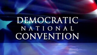 Nominating session at Democratic National Convention delayed