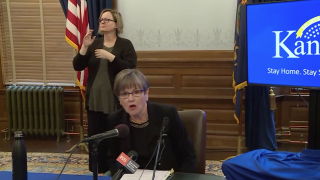 laura kelly may 11 press conference