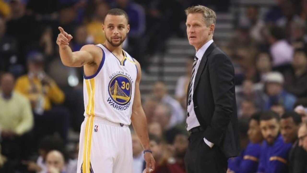 Warriors coach Steve Kerr on why team still won't be visiting the White House
