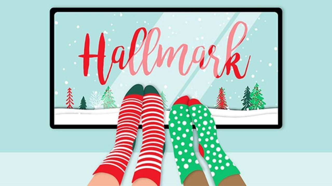 Get Paid To Watch 24 Hallmark Christmas Movies