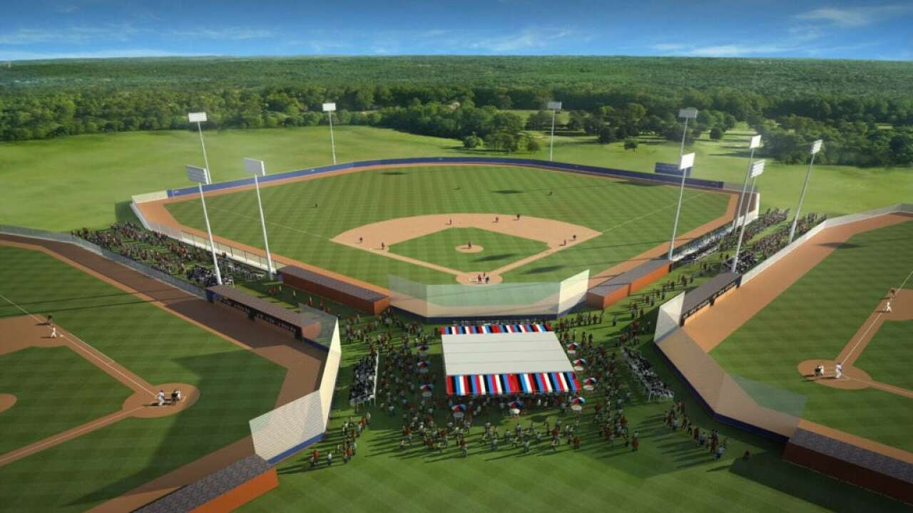 A proposed sports complex for the south side could be resurrected