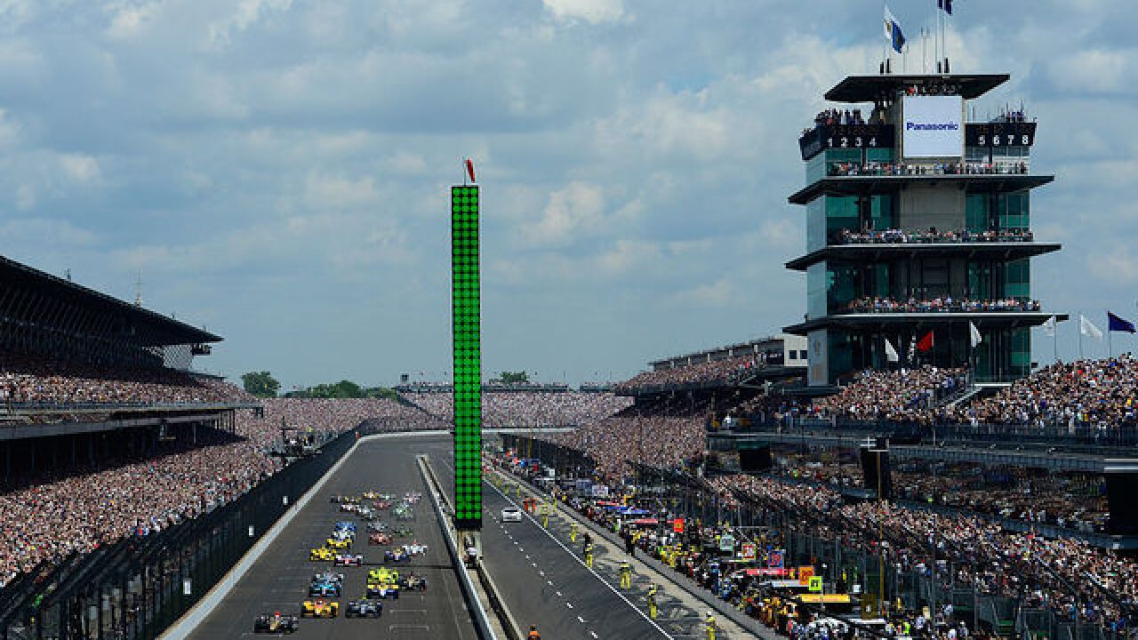 Schedule of events for 102nd running of Indianapolis 500